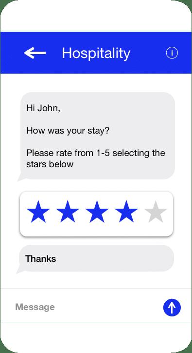 Hospitality Survey